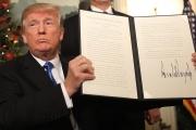 نص اعتراف ترامب بالقدس عاصمة لإسرائيل