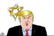 انحياز ترامب لإسرائيل