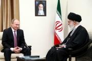بين روسيا وإيران في الساحة السورية