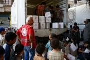 مجلس الأمن يمدد إدخال المساعدات لسوريا