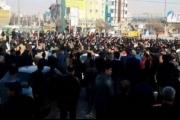 على خطى الربيع العربي.. مظاهرات تعم إيران تحت شعار