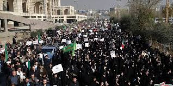 الاحتجاجات الإيرانية …. من سيدفع الثمن