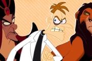 لماذا يتحدث الأشرار في أفلام الرسوم المتحركة لهجة غير أميركية؟