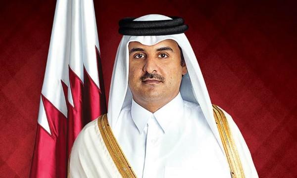 أمير قطر والسبسي يبحثان هاتفيا العلاقات الثنائية والمستجدات الدولية