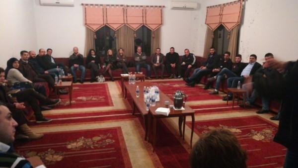 تجمع العاملين في البلديات بحث في تأخير تصديق السلسلة وألمح إلى الإضراب المفتوح