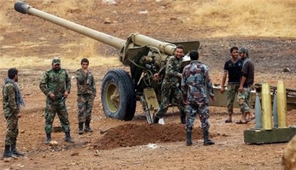 إصابة جندي تركي بقصف للنظام السوري في ريف حلب