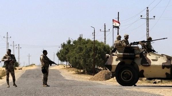 مصر تفرض حظر تجول في مناطق بشمال سيناء