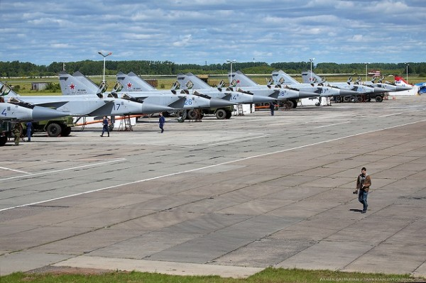 روسيا: لا نخطط حاليا لإنشاء قواعد عسكرية في مصر وليبيا