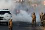 اشتباكات عنيفة بين شرطة هندوراس ومحتجين على إعادة انتخاب رئيس بلادهم
