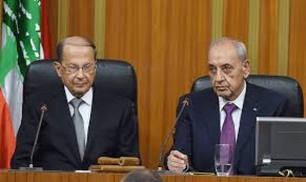أزمة عون- بري تتفاعل ومهددة ببلوغ اللاعودة