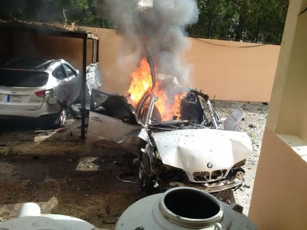 الوكالة الوطنية: زنة العبوة المتفجرة  التي انفجرت في صيدا قدرت بنحو 500 غرام  وتم وضعها تحت مقعد السائق