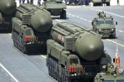 90  بالمائة من الرؤوس النووية في العالم بحوزة واشنطن وموسكو