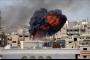 5 قتلى في غارات روسية بـ'النابالم' على مناطق 'خفض توتر' في إدلب