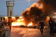 فرنسا: الشرطة تشتبك مع حراس يحتجون على أوضاع السجون