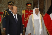 بالصور ... الكويت ولبنان تتفقان على تعزيز التعاون في كل المجالات