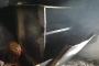 اخماد حريق وانقاذ امرأة محاصرة بالنيران في كسروان