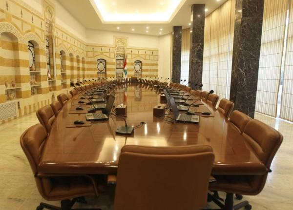 جلسة للحكومة الخميس في بعبدا