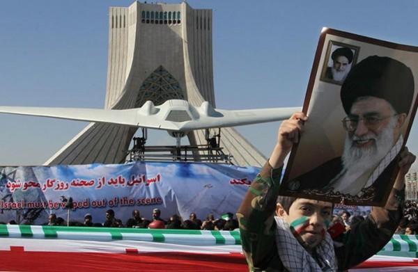 إسرائيل تكشف سر الطائرة الإيرانية التي اخترقت أجواءها