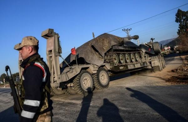 بالأرقام.. حصيلة العملية التركية في عفرين السورية