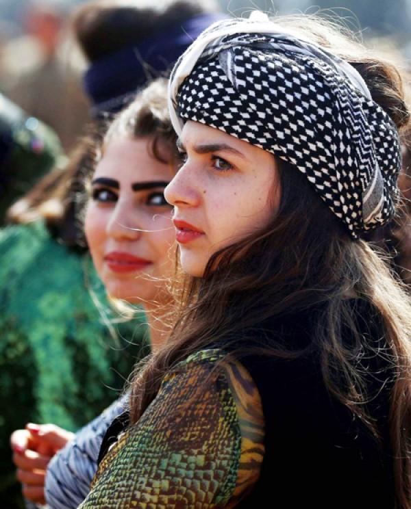 رجال كردستان العراق يشكون عنف زوجاتهم
