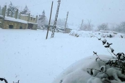 إحذروا.. الثلوج قطعت هذه الطرقات!
