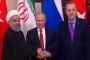 قمة روسية تركية إيرانية بشأن سوريا في أبريل