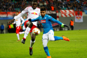 الدوري الأوروبي: نابولي يفوز ولايبزيغ يتأهل