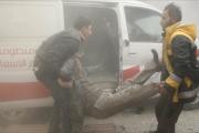 مغردون: الغوطه تغرق بالدماء ومجلس الأمن يؤجل
