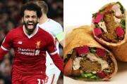 هدف صلاح مع ليفربول يساوي 'ساندويتش' فلافل مجانا!