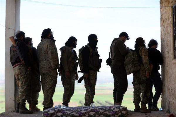 روسيا تقمع تمرّد النظام السوري والأكراد يستعدون لما بعد أميركا