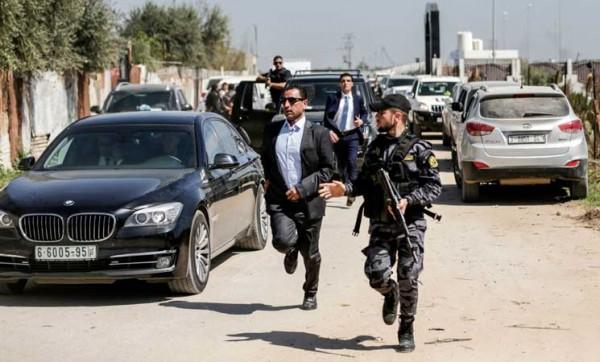 حماس تدين استهداف موكب الحمد الله وتستهجن الاتهامات الجاهزة