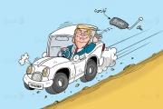 ترامب يطيح بوزير خارجيته