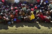إنشاء قرى بوذية في مناطق هُجّر منها الروهينغا المسلمون في بورما