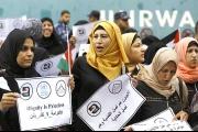 لاجئو غزة يطالبون بإنهاء أزمة «الأونروا» المالية من خلال موازنة من الأمم المتحدة