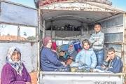 200 ألف سوري يفرون من عفرين... و40 ألفاً من الغوطة