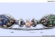 انفجار المصالحة الفلسطينية