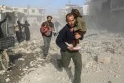 نهاية الحرب السورية بعيدة