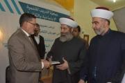 المفتي زكريا من عكار: نشكر المشرفين على مؤتمر روما لأجل لبنان