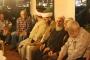 بالصور: قام وفد من هيئة علماء المسلمين بزيارة خيمة اهالي الموقوفين في صيدا