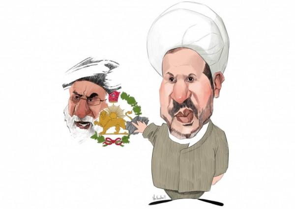 حسن سعيد مشيمش يفضح الوجه الحقيقي لنظام ولاية الفقيه