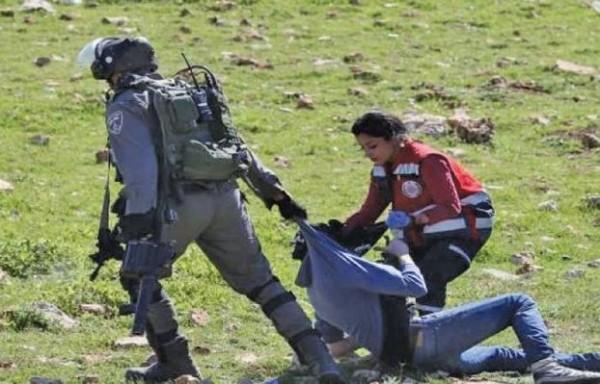 المسعفة المتطوعة نسرين عميرة: «أيقونة» فلسطينية جديدة