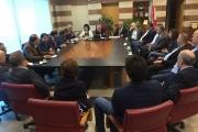 رابطة أساتذة اللبنانية بدأت إضرابها التحذيري في رحاب التربية وحماده وعد بإثارة مطالبهم