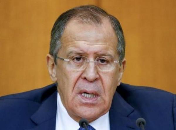 وزير الخارجية الروسي: روسيا لم تتلاعب في الموقع الذي تعرض للهجوم الكيماوي في دوما