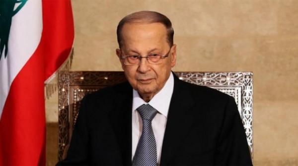 سببان رئيسان لالغاء زيارة عون الى قطر