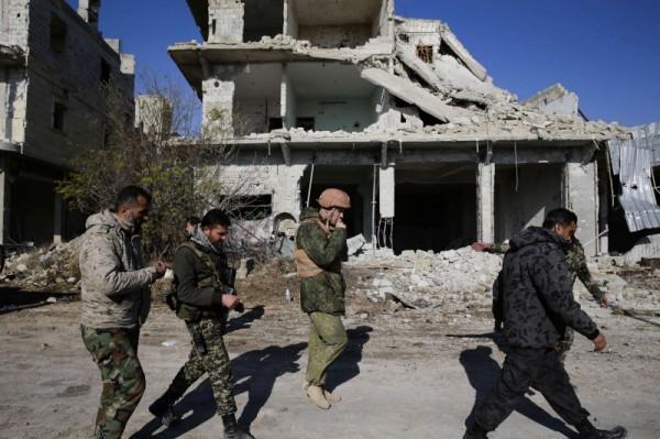 إيران وروسيا… بعد ضربة سوريا