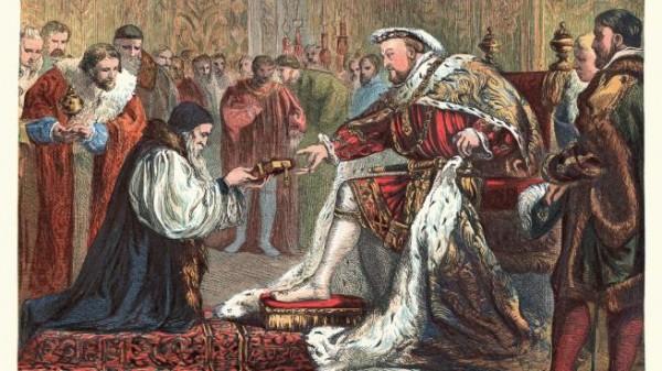 هنري الثامن... ملك بريطانيا الدموي