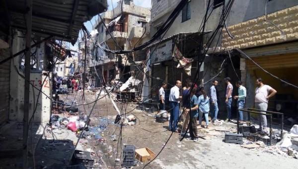 الأمن اللبناني يطلق سراح مدير المنظمة الفلسطينية لحقوق الإنسان