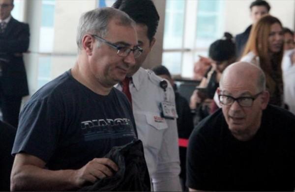 تفتيش تركي مهين للسفير الإسرائيلي بالمطار بعد طرده