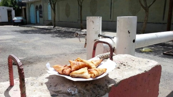 «سمبوسة رمضان» رمز احتجاج ضد الخطف الحوثي