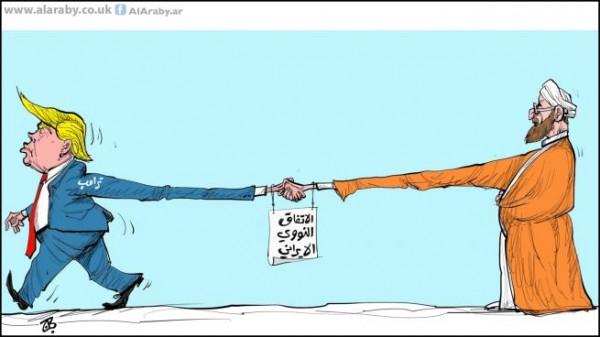 مأزق إيران مع ترامب